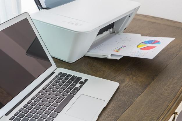 Como funciona o aluguel de impressoras?