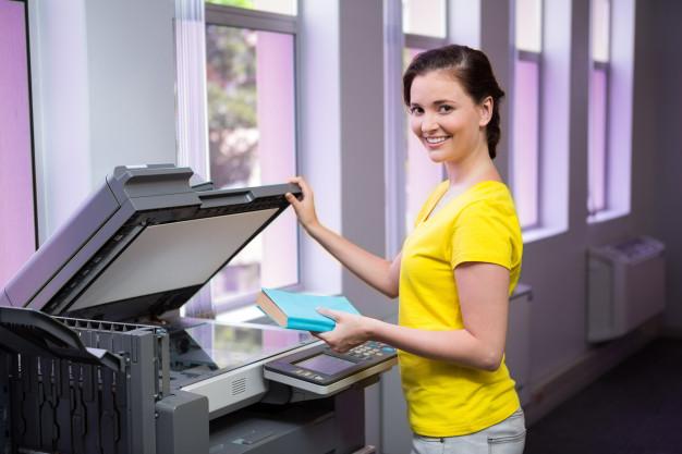 Aluguel de copiadora: um jeito simples e econômico para cópias!