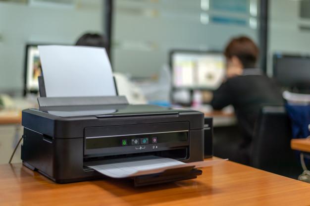 Aluguel de impressoras coloridas. Melhores modelos!