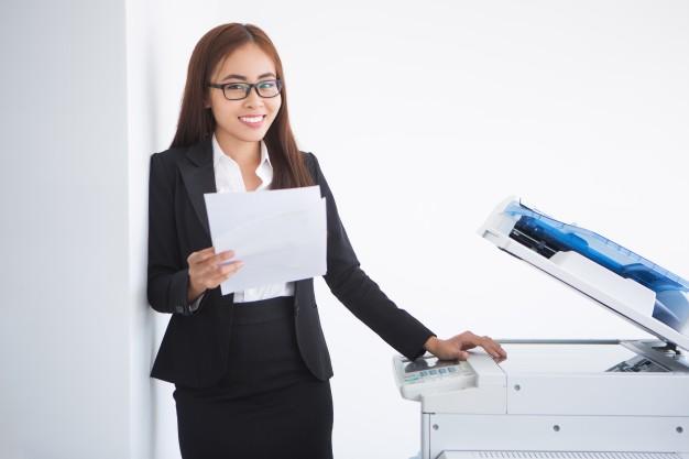 Dúvidas frequentes sobre o outsourcing de impressão
